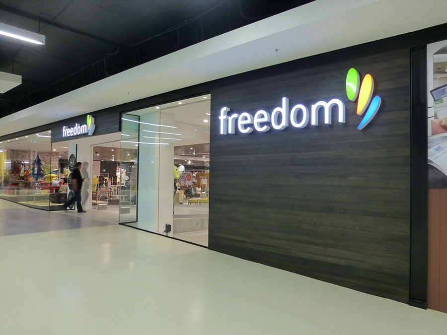 Bokor Freedom Furniture Retail Stores Australia Wide